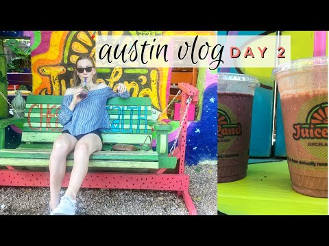 AUSTIN DAY 2 » Lady Bird Lake, Biscuits & Groovy + Rabbit Food Grocery