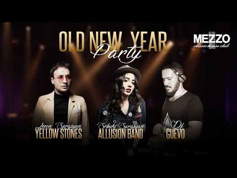 YellowStones Band & Srbuhi Sargsyan At Mezzo Club