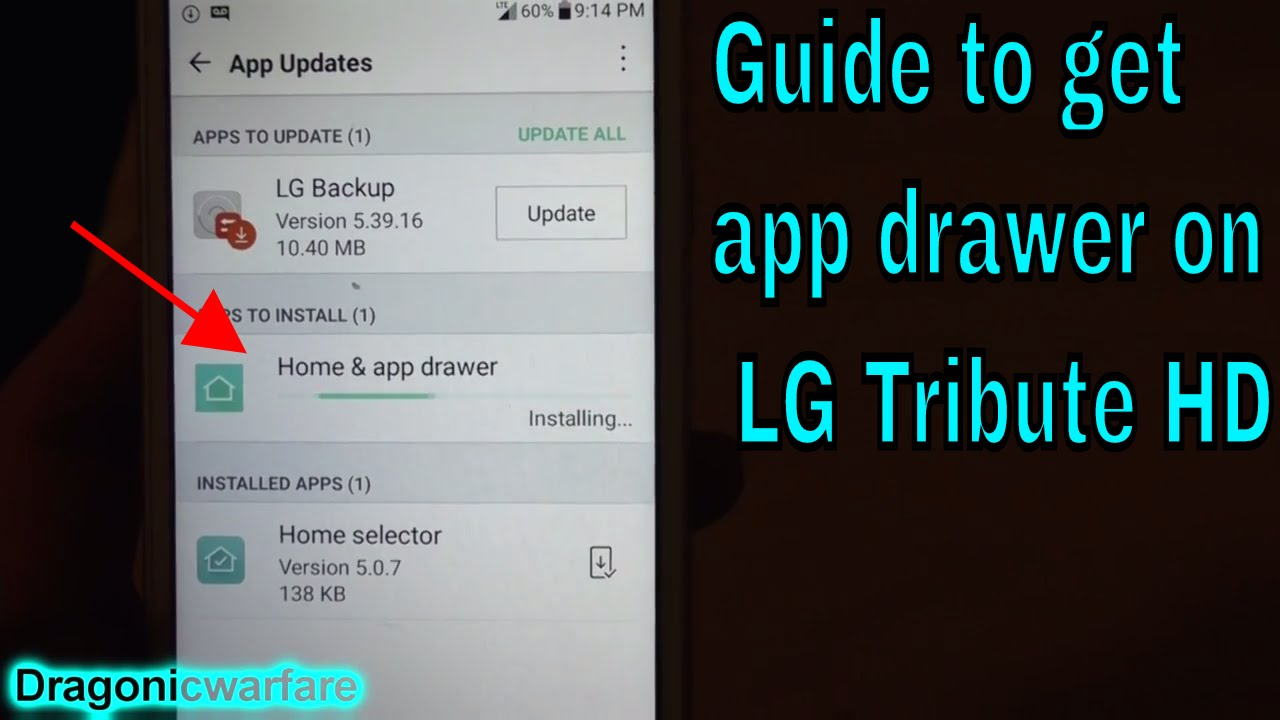 Lg Tribute 2 Apps Videos - Waoweo