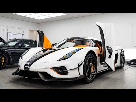 Paint Protecting The FIRST Koenigsegg Regera in the UK | Hypercar Series Part 2