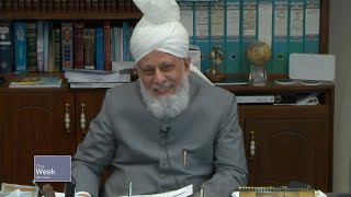 This Week With Huzoor - 30 April 2021