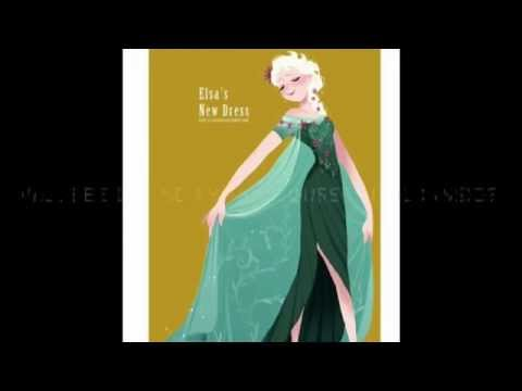 Frozen Fever song Touch Of Ice_Idina Menzel || Frozen Fever 2015 new song!