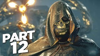 DEATH STRANDING Walkthrough Gameplay Part 12 - FIRST BOSS (FULL GAME)