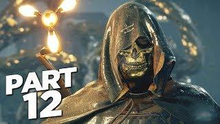 Death Stranding Walkthrough Gameplay Part 12   First Boss (full Game)