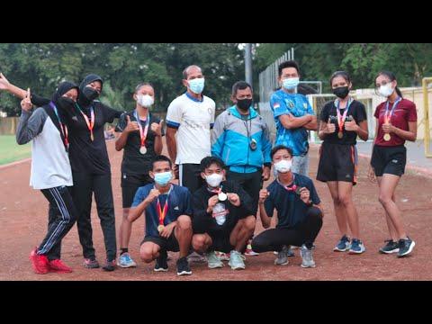 CETAK SEJARAH ! Cabor Atletik Tabalong Raih Juara Umum Popda Kalsel | Sport Light