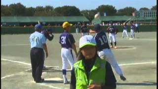 2013年10月14日 グランドソフトボール 決勝 東京都×大阪市