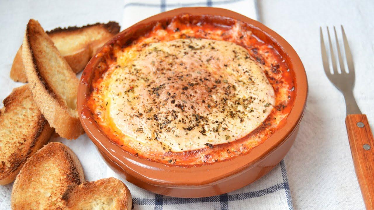 Provolone con tomate al horno recetas de cocina youtube - Recetas de bogavante al horno ...