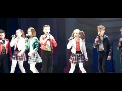 Отчетный концерт Детского мюзик холла «Улица хит»