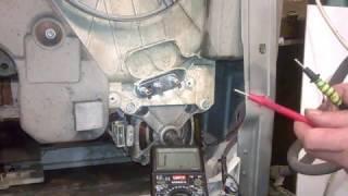 Чудеса от мотора и тэна в стиральной машине