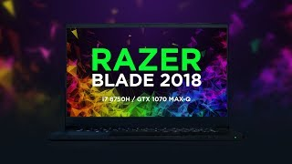 Razer Blade 15 (2018) Unboxing the Beast
