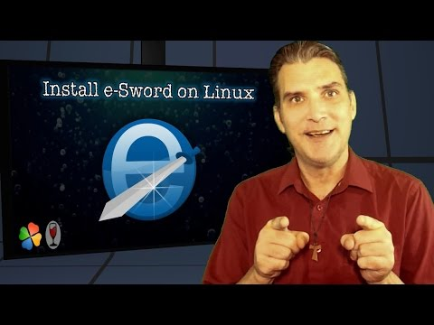 Easter 2016: Install E-Sword On Linux