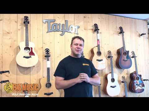 Taylor Guitars In Stock Now! | Big Music Shop