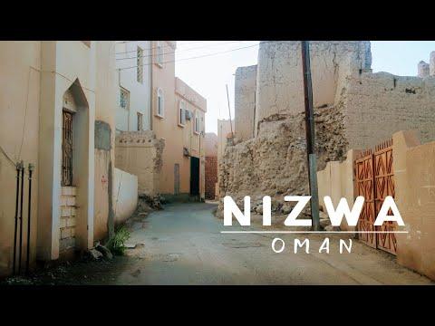 NIZWA CITY🇴🇲 2nd-biggest Tourist Destination in Oman | Ep 4 - Driving in Oman