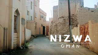 NIZWA CITY🇴🇲 2nd-biggest Tourist Destination in Oman