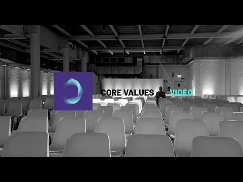 DDD Core Values