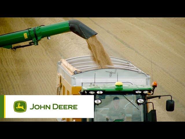 John Deere | T, W Series: Machine Sync