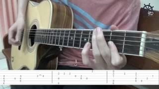 Belajar Fingerstyle (Terlalu Lama Sendiri - Kunto Aji)