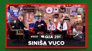 Podcast Inkubator #500 Q&A 291 -  Siniša Vuco