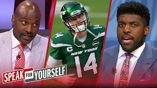 Wiley and Acho react to the Jets trading Sam Darnold to the Panthers | NFL | SPEAK FOR YOURSELF