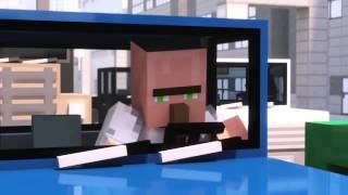 Незадача [Minecraft Animation]