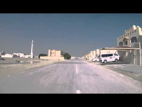 Qatar Al Khor, Centre ville, Gopro / Qatar Al Khor City center, Gopro