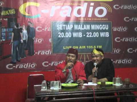C Radio dialog bang Da'i dengan bang Dj