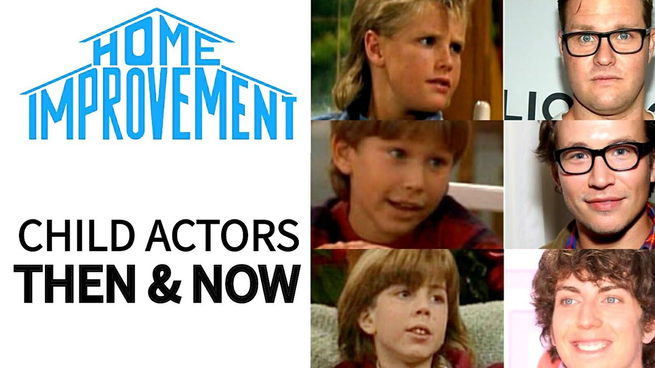 The Child Actors In Home Improvement Where Are They Now Wtfg Studios Youtube