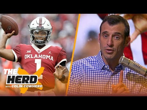 Doug Gottlieb: It's a no-brainer for Kyler Murray to choose the NFL over the MLB | CFB | THE HERD