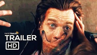 DOCTOR SLEEP Official Trailer #2 (2019) Ewan McGregor, Horror Movie HD