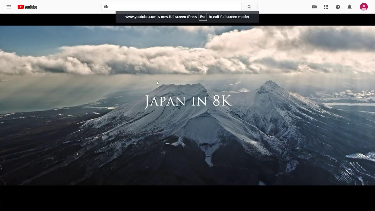 Lenovo Ideapad 330 I5 8250 MX150 8K Video Test FUHD Video