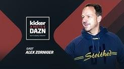 kicker meets DAZN - Der Fußball Podcast (Episode 33 mit Alexander Zorniger) | #KMDPodcast | DAZN