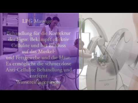 LPG Lipomassage gegen Cellulite / Kryolipolyse in Berlin