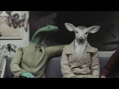 几分钟看完一部赤裸裸展现人性黑暗的动画短片《鹿先生》