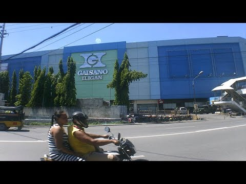 Gaisano Mall @ Iligan ''First Vlog in ILIGAN CITY