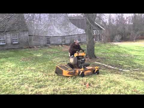 Fairbanks House Fall Clean - Up | Dedham MA | A. David Lawncare