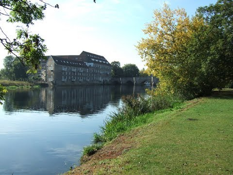 Places To See In ( Huntingdon - UK )