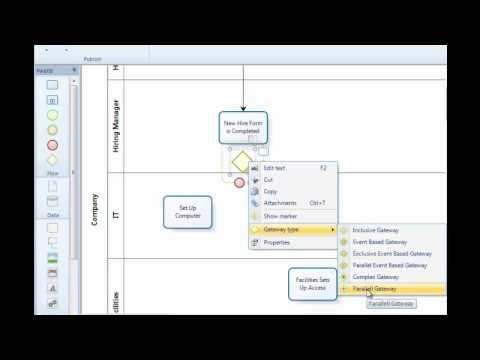 BPMN Tutorial - 5 Minute Basics of BPMN