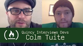 Designer and Entrepreneur Colm Tuite - Developer Interviews
