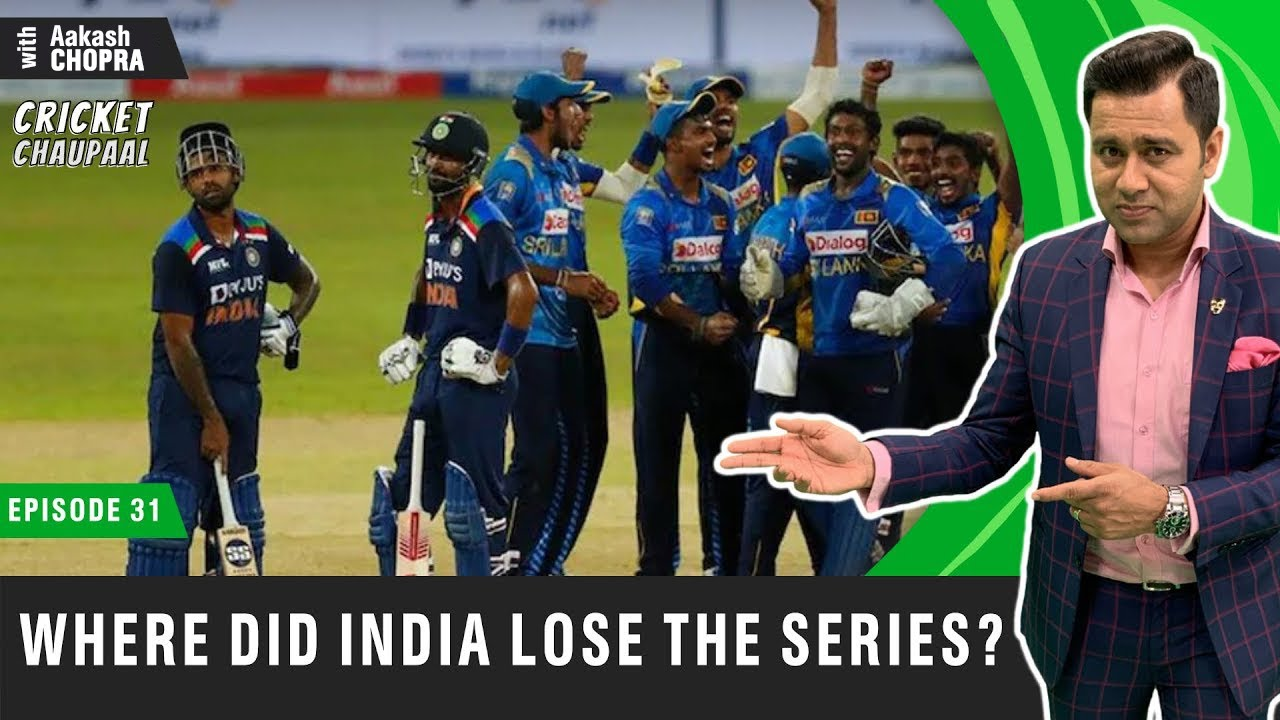 How could INDIA have PLAYED BETTER? | 3rd T20I Review | Betway Cricket Chaupaal E31 | Aakash Chopra