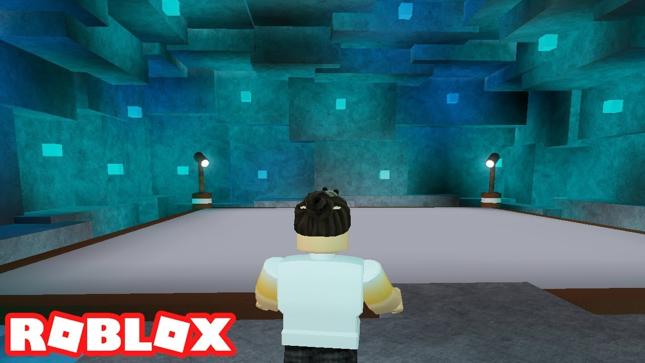 Crystal Cove New Lobby Area In Roblox Flee The Facility Youtube