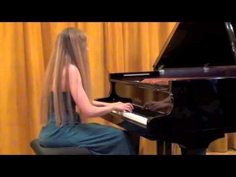 Beethoven: Sonata Pathetique op. 13 no. 8 (1st mov) Urska Babic
