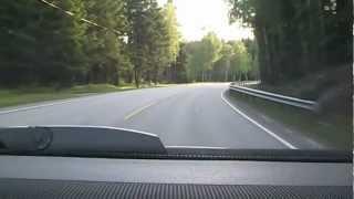 Audi A4 test drive 2004