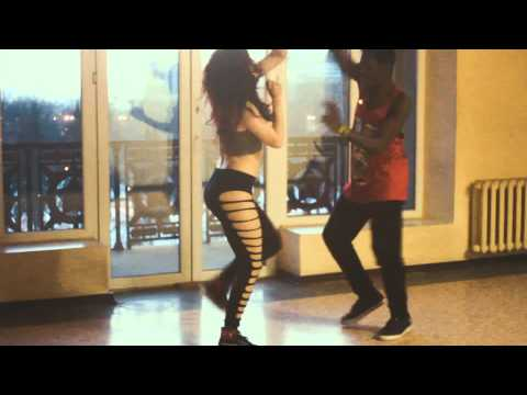 Mavado Come Into My RoomChoreography  Cleve NitoumbiStrange Vibes CrewAll Stars Dance Centre