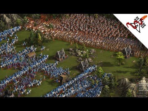 Cossacks - GLORIOUS WAR - INSANE BATTLES | Multiplayer Gameplay