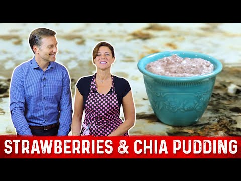 How to Make Strawberry Chia Pudding