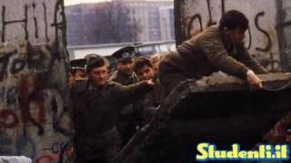 Cos& 39 è il muro di Berlino Appunti
