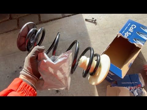Saab 9-3NG Rear Springs DIY 2003-2012