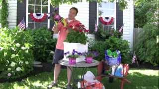 The Window Box Guy™, 732-895-6262, Root Bound Plant Tips, Deck Planter Boxes, Railing Planters
