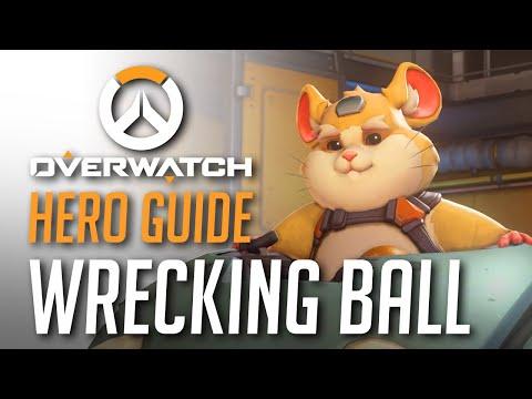 Wrecking Ball - Overwatch Hero Guide