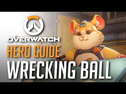 Wrecking Ball - Overwatch Hero Guide